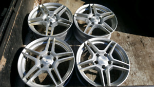 "Mags 16"" 5x114.3 universelle"