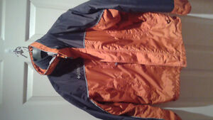 Mens' Two-In-One Columbia Ski Jacket