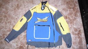 "Snowmobile SkiDoo ""X TEAM"" Shell Jacket"
