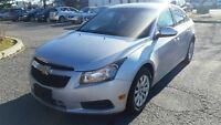 2011 Chevrolet Cruze LT #EVERYONE IS APPROVED #$0 OR LITTLE DOWN