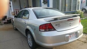 2004 Chrysler Sebring cloth Sedan
