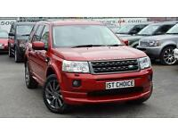 2011 LAND ROVER FREELANDER SD4 SPORT LE 190 2.2 SD4 BLACK EDITION FIRENZA R