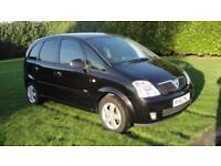 Vauxhall/Opel Meriva 1.6i 16v ( a/c ) 2003MY Design - VERY TIDY EXAMPLE