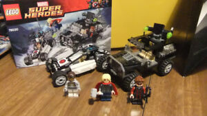 Lego - Avengers Age of Ultron & Captain America Civil War