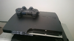 PS3/4 Bundle (console, controllers and games)