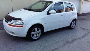 Chevrolet Aveo 5dr Wgn LT 2007