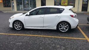 2012 Mazda MAZDASPEED3 base