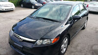 2006 Honad Civic Low Mileage Only 114k Certified Etested