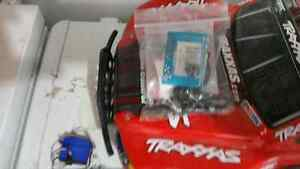 4wd Traxxas with lots of upgrades and spare parts  Regina Regina Area image 9