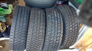 Set of 4 New Douglas Mud & Snow All Season Tires REDUCED!!