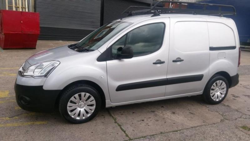 2014 14 CITROEN BERLINGO 1.6 625 ENTERPRISE L1 HDI 1D 74 BHP 1 OWNER F/S/H 2 KEY