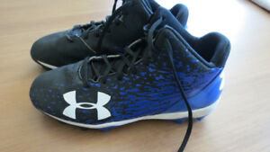 Souliers baseball under armour