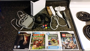 Complete wii with games PRICE REDUCED!!!