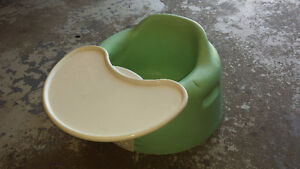 Bumbo Chair w/Tray