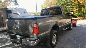 2010 Ford F-250 XLT with Plow