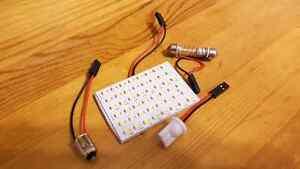 48LED 4W Light Panel for Interior Dome Car Light White