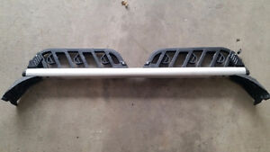 BMW OEM roof rack for E39 5 series with ski rack