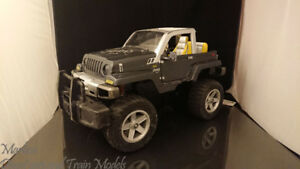 Radio shack rc 4x4 Jeep Wrangler _Rare