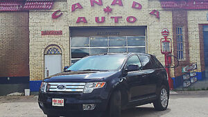2010 Ford Edge Limited AWD with only one Accident Claim of $800.