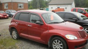 2008 pt cruiser  great runner low kms