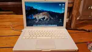 "13"" Mac Laptop Computer White"