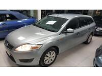 2009 FORD MONDEO EDGE TDCI Silver Manual Diesel