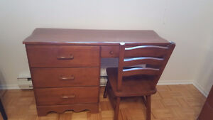 Bureau et/ou table de chevet