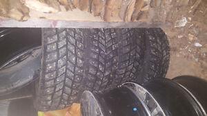 205/55/R16 Hankook iPike (Winter tires)