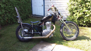 Suzuki savage 650 1986 chopper