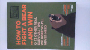 How to Fight a Bear and Win
