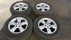 Ford Escape Chrome Mags bolt pattern 5x114.3