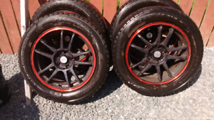 Wheels call or text no kijiji message please
