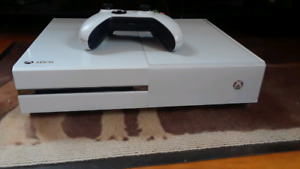 Selling a Xbox one 500 GB