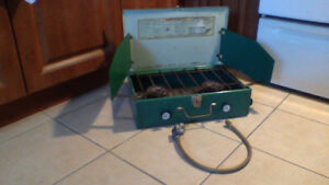 COLEMAN (Propane) CAMPING STOVE $20 (WOW)
