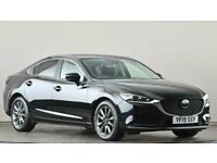 2019 Mazda Mazda6 2.0 SE-L Nav+ 4dr Auto Saloon petrol Automatic