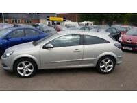 Vauxhall Astra Sri Coupe, Full Service History, Cheap Price, Attractive Car