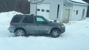 2005 Ford escape for sale.