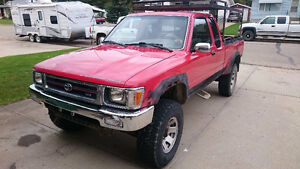 1995 Toyota Extended Cab 4X4