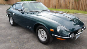 1972 Datsun 240Z - Well Maintained Stock Classic