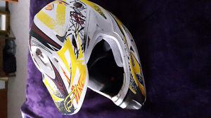 Fulmer S1X Dirt Bike/Motorcross Helmet