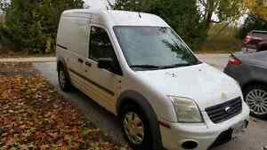 2010 Ford Transit Connect White Other