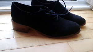 Black Oxfords from Forever21