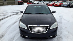 2012 Chrysler 200-Series Sedan!!!!!!!!!PRICED RIGHT!!!!!!!!!!!!!