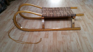 Antique Scandinavian Childs Sled
