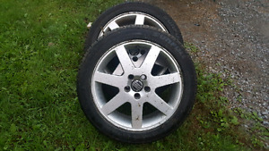 205/50/r17 set of 4 tires