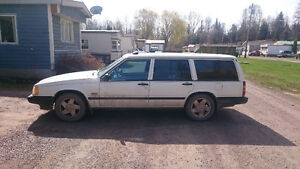 1993 Volvo 940 Turbo Wagon