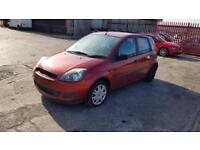 Ford Fiesta 1.25 2006 Style salvage damaged spares or repair