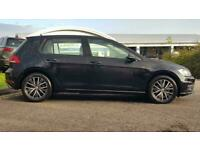 2017 Volkswagen Golf 1.4 TSI BlueMotion Tech SE Nav (s/s) 5dr Hatchback Petrol M