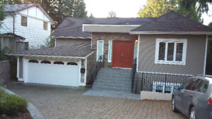 4Bed, 5 Bath, North Vancouver, available in August $4600