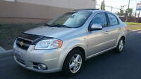 2008 Chevrolet Aveo full option Sedan